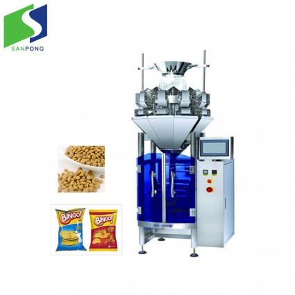 10-5000g Spout Pouch Packing Machine Product Bag Automatic Packing Machine