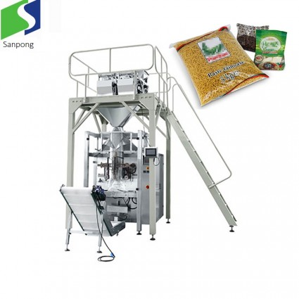 Vertical Snacks Pouch Packing Machine