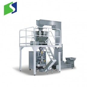 High Speed Vertical Form Fill Seal Machine for granule