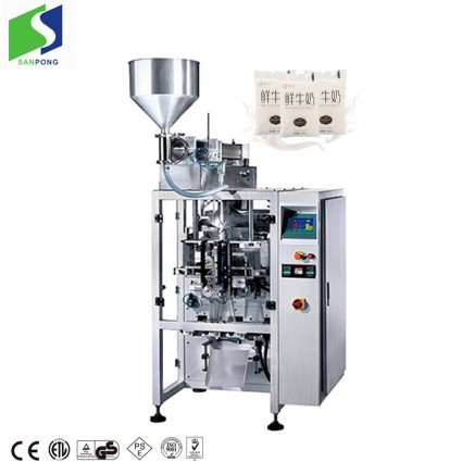 Automatic Vertical Pouch packet Liquid / Oil /honey Packing Machine