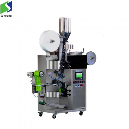 Hot Sell Teabag Inner And Outer Tea Bag Packing Packaging Machine