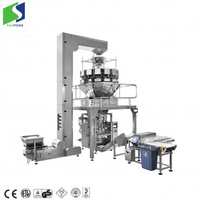 Automatic Weighing  Packing Machine for granules