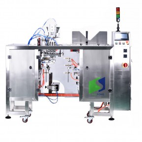 Factory Sale Premade Pouch Vegetable Seed  Packing Machine