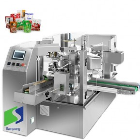 Hot sale in America packaging filling machine for premade bag