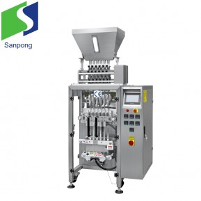 high speed Cafe packaging multi-lanes design machine