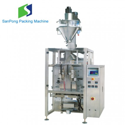 SP-520V film granule 150 bags/min high speed and quality Vertical packaging machine