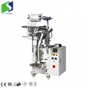 Instant coffee pouch powder filling machine small powder packing machine