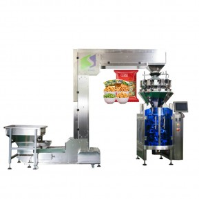 Multihead Weigher Sachet Weighing and Filling Packing Machine Price