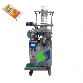 Sugar Small Automatic Sachets Filling Packing Packaging Machine For Granule