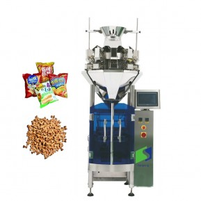 Automatic Hardware screw Counting and Packing Machine