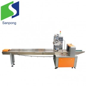 Pillow Bag Packaging Machine for fruit