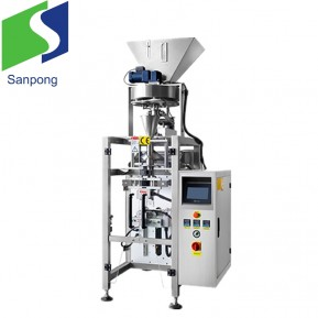 VFFS packaging machine for honey