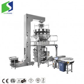 Automatic Weighing  Packing Machine for potato chips