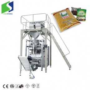 Vertical Snacks Pouch Packing Machine for granule