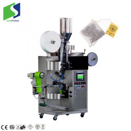 Teabag Inner And Outer Tea Bag Packing Packaging Machine