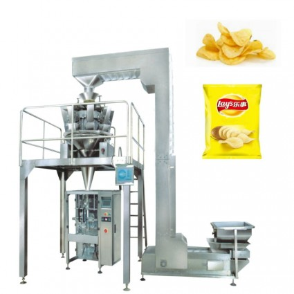 Multi-Function Automatic Pouch Packaging Machine for chips