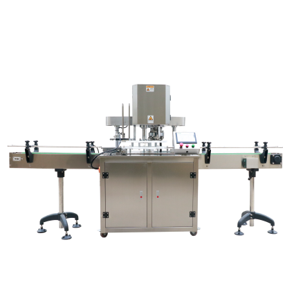 Automatic can sealing machine