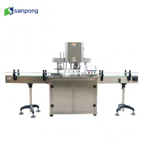 Medium speed automatic can sealing machine