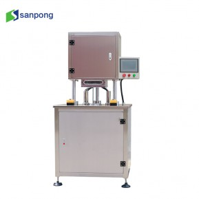 semi auto vacuum nitrogen seaming machine