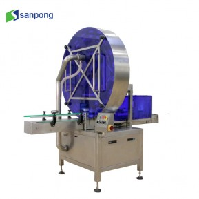 Automatic UV Sterilizing and Blowing Machine