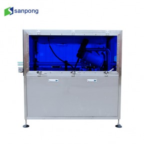 Fully automatic can body clean machine