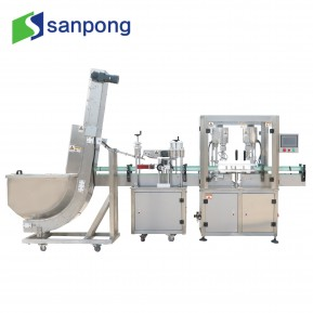 Fully Automatic Capping machines glass bottle capping machine Jar capper