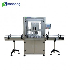 High Quality Pet Bottle Capping Machine / Canning Seamer / Can Sealer For Tin Can