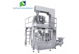 Choose the Right Model of Premade Bag Packaging Machine